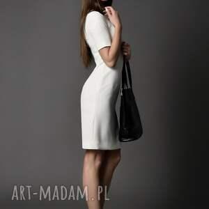ba64ebc527 sukienki - klasyczna sukienka z rękawkiem   esther
