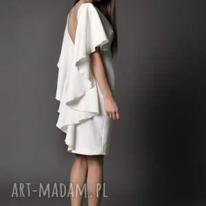dekolt sukienki koktajlowa sukienka z głębokim