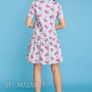 urokliwe sukienki mama komplet dla mamy i córki - sukienka