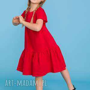 sukienki komplet dla mamy i córki, sukienka