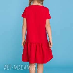 komplet sukienki dla mamy i córki, sukienka