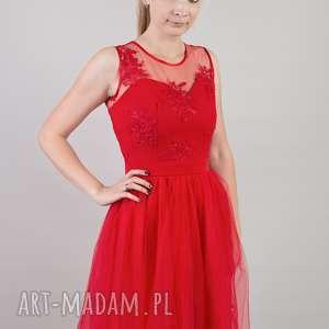 tiulowasukienka sukienki komplet sukienek anastazja