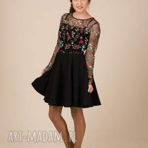 sukienki rozkloszowane komplet sukienek emily 2
