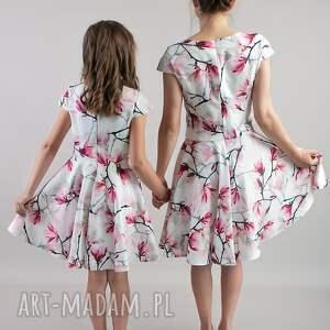 sukienki komplet sukienek magnolia