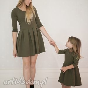 sukienki eko komplet sukienek olivia 3 kolory!