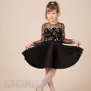 rozkloszowane sukienki komplet sukienek emily 2