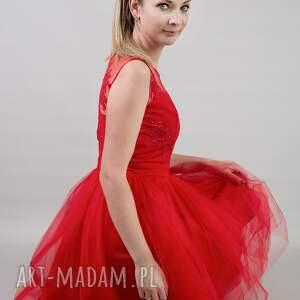 sukienki tiulowasukienka komplet sukienek anastazja