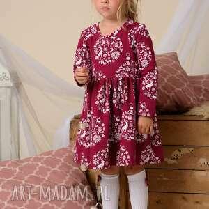 pomysł na upominki święta święteczne komplet świątecznych sukienek dla
