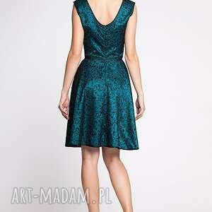 zielone sukienki moda larysa - sukienka