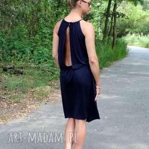 zwiewna sukienki letnia sukienka z wiskozy