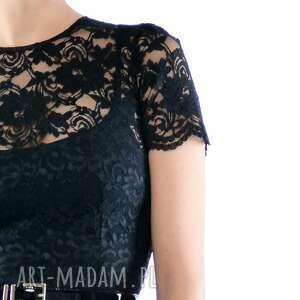 sukienki: - koronkowa