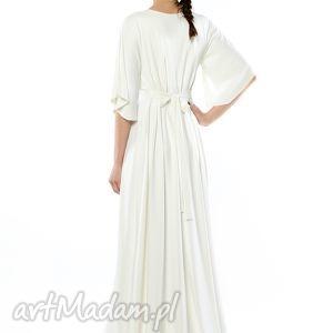 sukienki wieczorowa magdalena maxi white