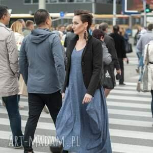 sukienki maxi sukienka melanżowa