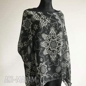 QuQu Design handmade sukienki etno mgła o zmierzchu komplet