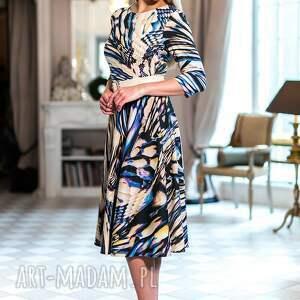 beżowe sukienki sukienka charlotte