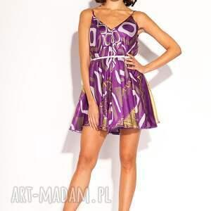 sukienki sukienka mini typu oversize z kolekcji premium