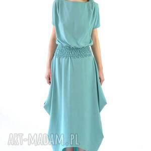 sukienki jedwab mirissa - suknia jedwabna
