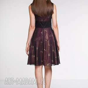 czarne sukienki sukienka magie