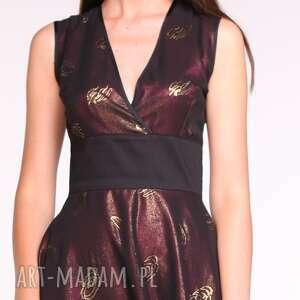 moda sukienki różowe sukienka magie