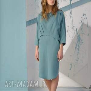 sukienki oversize mossa