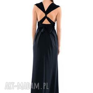 sukienki elastyczna multistylizacyjna suknia - creative