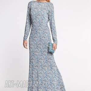 ręcznie wykonane sukienki moda nemezja - sukienka