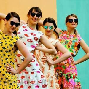 De La Fotta sukienki designerska niezwykła, kobieca i zadziorna sukienka