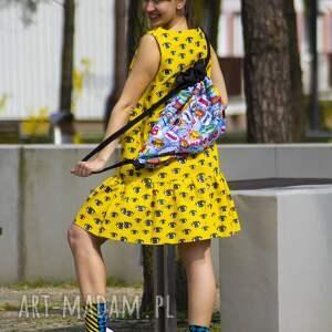 polska marka sukienki niezwykła, kobieca i zadziorna