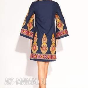 orientalna sukienki czerwone sukienka orsi