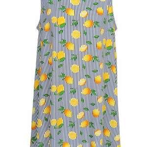 polska marka sukienki orzeźwiające cytryny, uniwersalna
