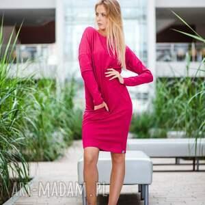sukienki dresowa overlong | sukienka