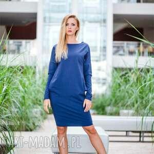 wyjątkowe sukienki sukienka overlong | dresowa