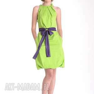zielone sukienki sukienka patrizia-sukienka 38