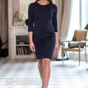 niebieskie sukienki ołówkowa sukienka kennedy