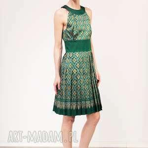 hand made sukienka kamala