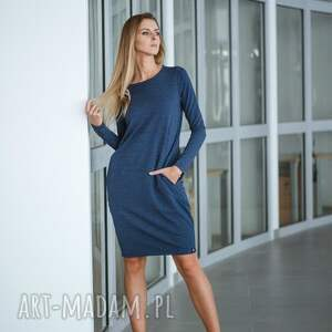 ręcznie robione sukienki welt sukienka dresowa