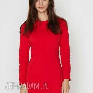 unikatowe sukienki retro red hot
