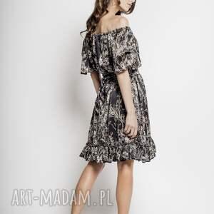 sukienki riri - jedwabna hiszpanka