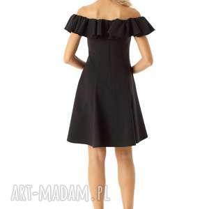 handmade sukienki sukienka koktajlowa rozkloszowana w stylu