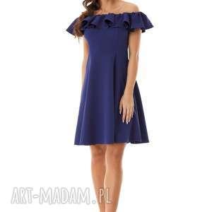 sukienki sukienka wizytowa rozkloszowana w stylu