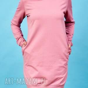 awangardowe sukienki sukienka różwa