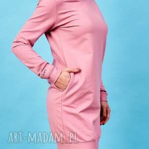 sukienki różowa sukienka różwa