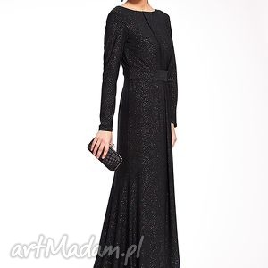 Schantell - suknia wieczorowa 38 - gala brokat
