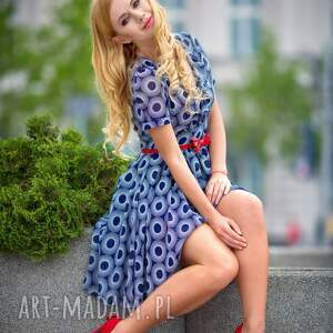 eleganckie sukienki retro seria limitowana sukienka w stylu