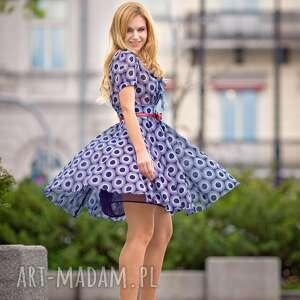 sukienki sukienka seria limitowana w stylu