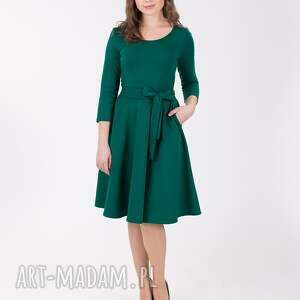 sukienki sukienka sofi rozkloszowana