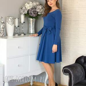 sukienki rozkloszowana sofi sukienka