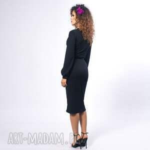 sukienki sukienka elastyczna sophia - black night