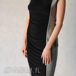 efektowne sukienki sukienka sudan -