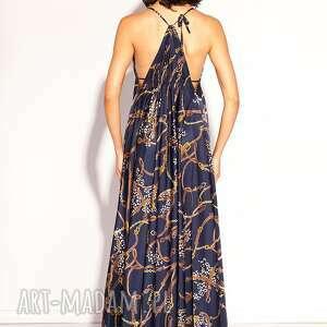 sukienki letnia sukienka z kolekcji premium uszyta z wysokiej